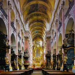 kerk in praag