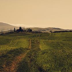 rust in Toscane