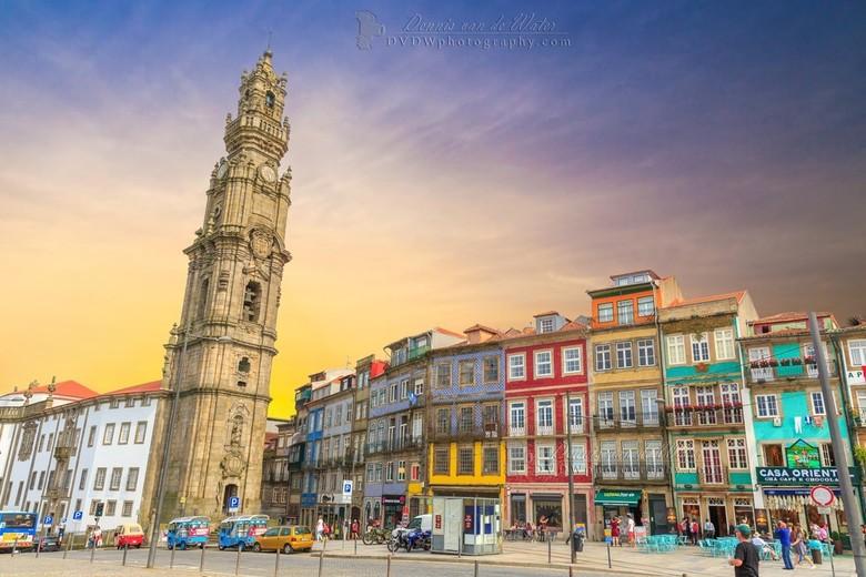 """Clerigos toren  - De Clerigos toren in Porto<br /> <br /> <a href=""""https://dvdwphotography.com/2019/06/04/porto-a-small-selection/ """">https://dvdwpho"""