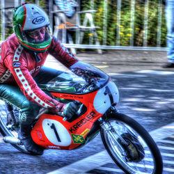 Jan de Vries Classic Racing Oldebroek 2017