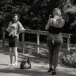 * Shoot in the park *