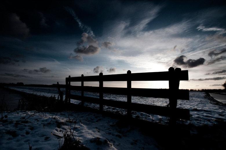 Winter Wonderland - Klassiek Hollands Winterlandschap