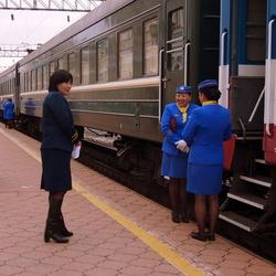 Trans- Mongolie Express