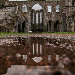 Verlaten abdij