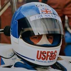 Derek Warwick - British GP