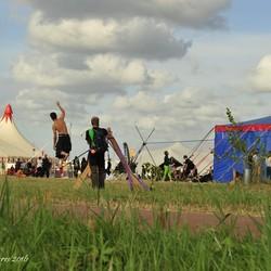 Europees Jongleer Festival 2016  I