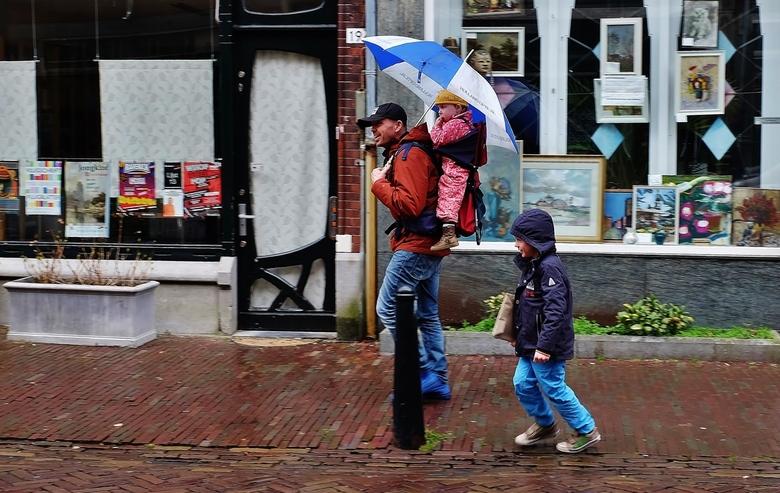 Regen en nog eens regen 3 -