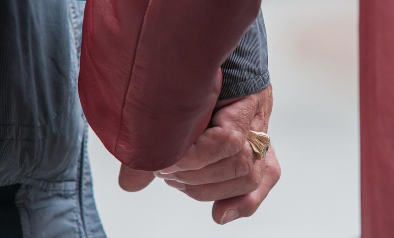 Omring je partner... - ...met liefde en hou dat vast!