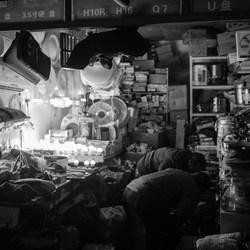 China 2017, Shanghai markt