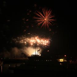 Vuurwerk Harlingen (1)
