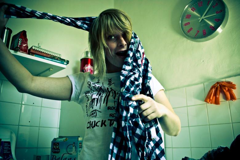 lukje loves laundry -