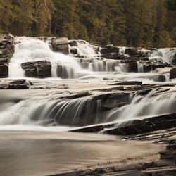 Watervallen Glacier NP