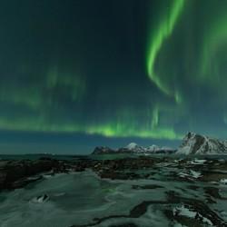 Lofoten - noorderlicht