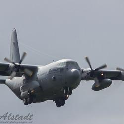 Landing Hercules