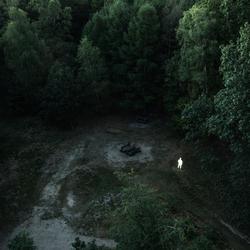 Engel in het bos... - Rozendaal