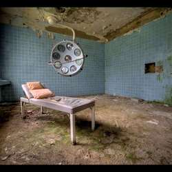 Het Blauwe Ziekenhuis III