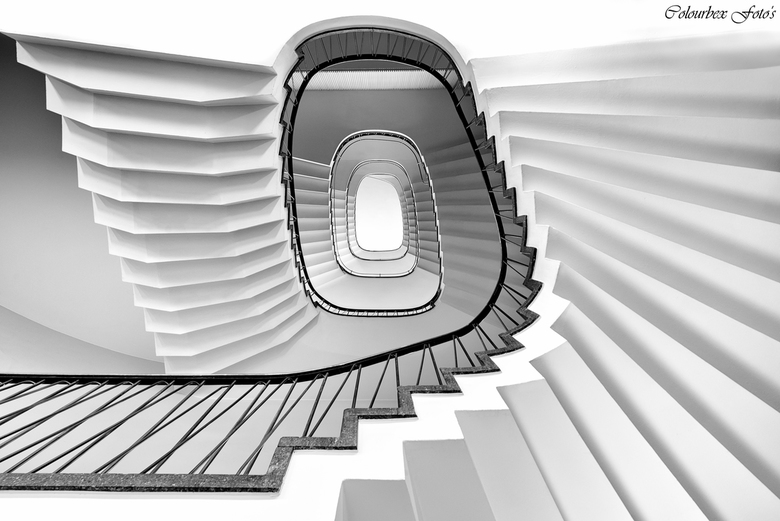 Funky stairs -