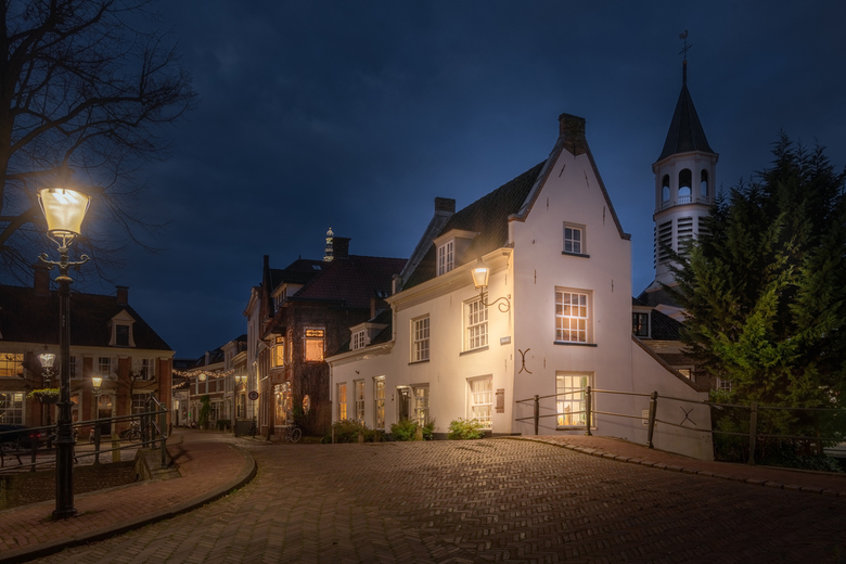 Amersfoort by Night - Beautiful Amersfoort @ bluehour.
