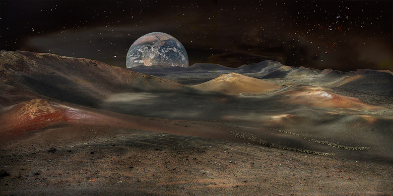 VAKANTIE NAAR MARS