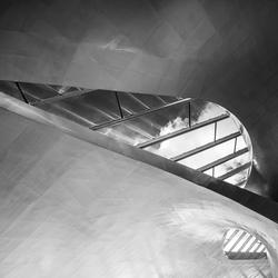 Detail van het dak van Station Arnhem