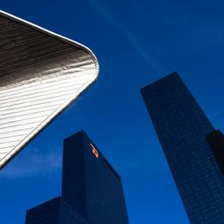 Rotterdam, a view.