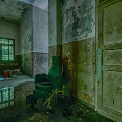 The lost hospital