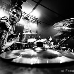 Drummer Memphis Maniacs @ Zwanenburg