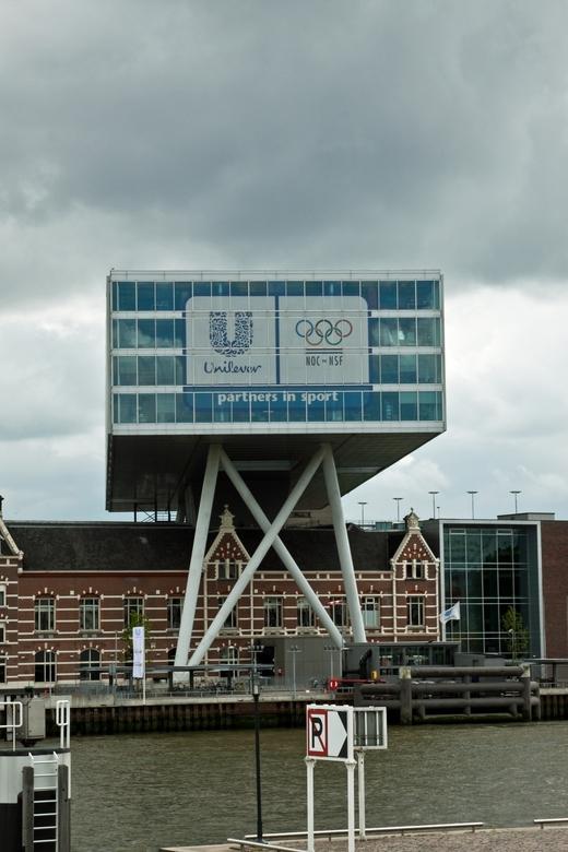 Uitzicht op Water Rotterdam - Uitzicht op Water Rotterdam<br /> <br /> Unilever Gebouw