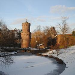 Kruidtoren Kronenburgpark