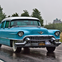 Cadillac Series 62 Sedan 1955 (6985)