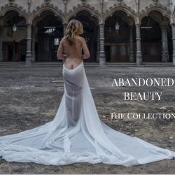 Photobook Abandoned Beauty - The Collection