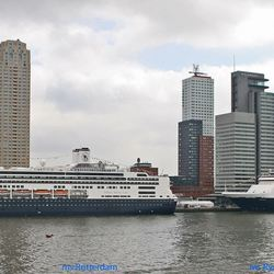 ms Rotterdam - ms Ryndam 20-06-2011