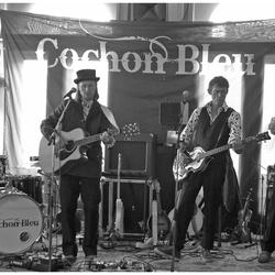 Cochon Bleu, een band met karakter ...