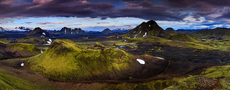 Fjallabak natuurreservaat, Ijsland