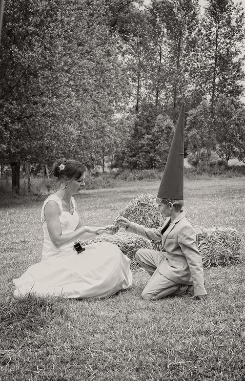 De aanzoek - Het huwelijks feest van de kabouter<br /> location shoot on demand
