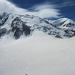 Mont Blanc 3600M