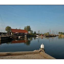 Woudrichem oude haven