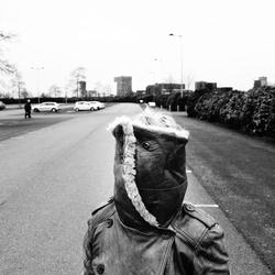 Portret zonder Gezicht - Rotterdam