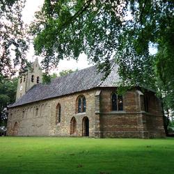 Nederlamd Bonifatiuskerk Oldeberkoop