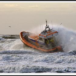 reddingsbrigade Wijk aan Zee