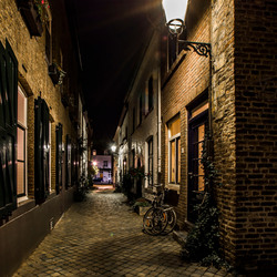 maastricht by night
