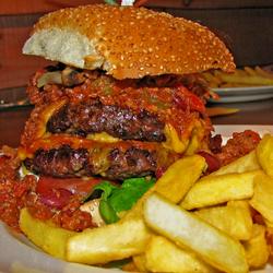 thats a burger!!!