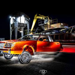 Lowrider: Buick Regal uit 1985