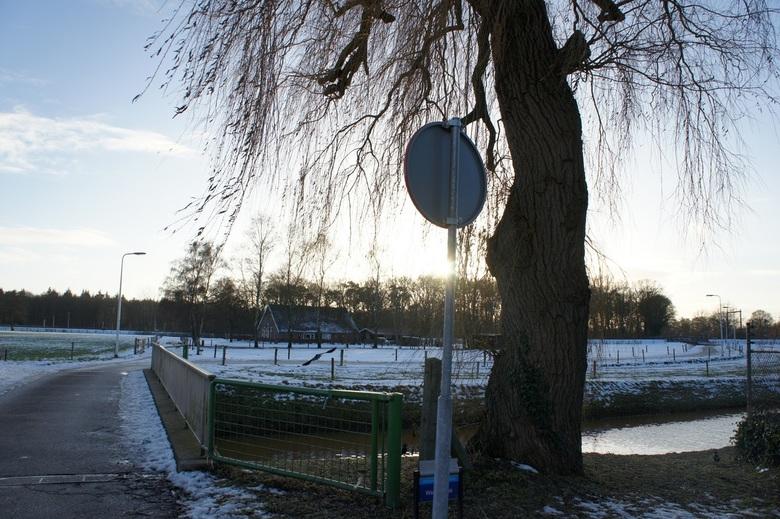 De Weezebeek - Rivier in Almelo.
