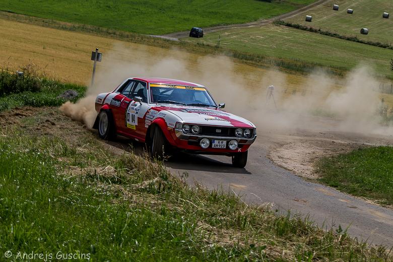 Toyota - Toyota Celica 1600GT  -1976<br /> <br /> Kurt Kreutz (D)<br /> Gunter Kirberg (D)<br /> <br /> Eifel Rallye Festival 2016