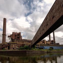 Charleroi - Industrie aan de Sambre - 2