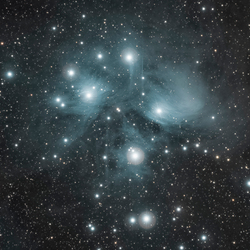 M45 Pleiaden