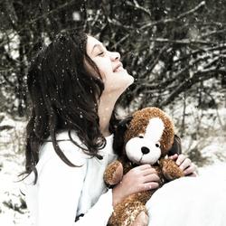 Sneeuwprinsesje