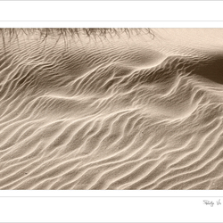 de wind speelt met zand 8