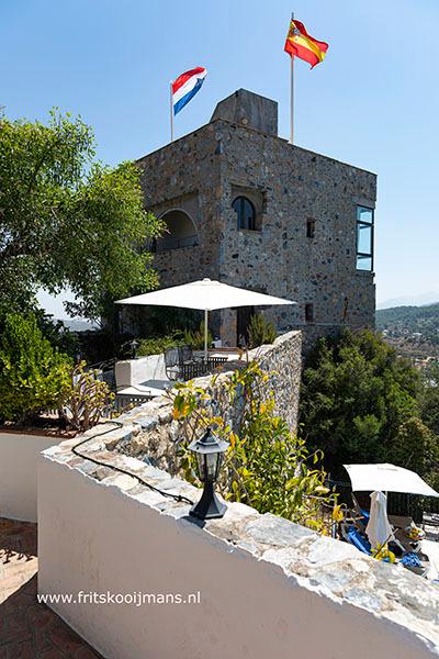 Castillo de monda in Monda - 20190702 5158 Castillo de monda in Monda